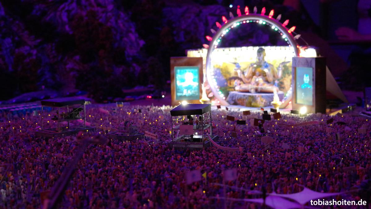Miniaturwunderland DJ Bobo Tobias Hoiten