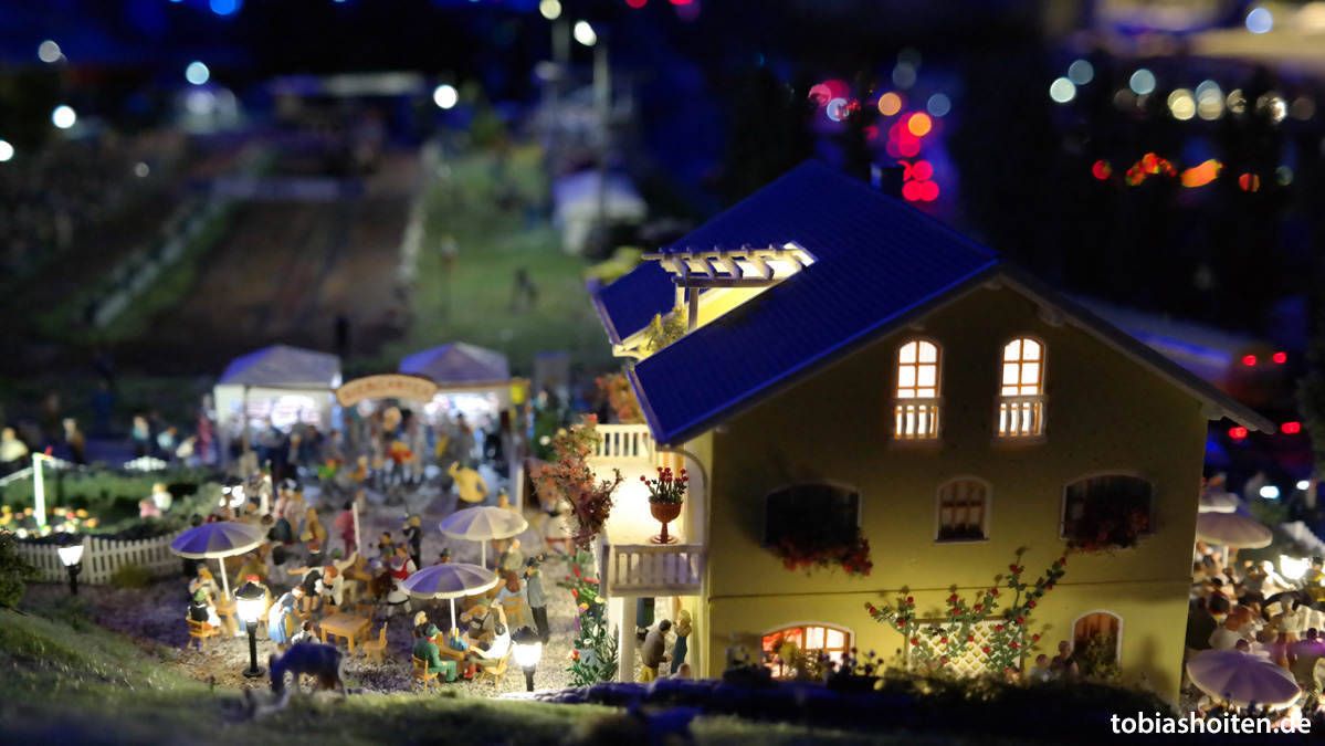 Miniaturwunderland Hausparty Tobias Hoiten