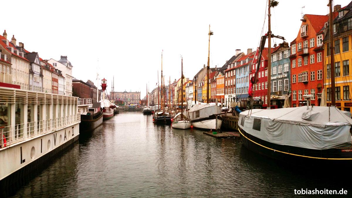 Kopenhagen Nyhavn Tobias Hoiten