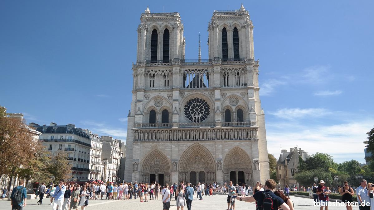 Paris Notre-Dame Tobias Hoiten