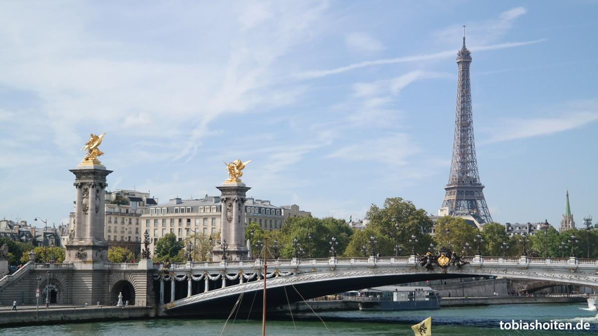 Paris Seine Tobias Hoiten