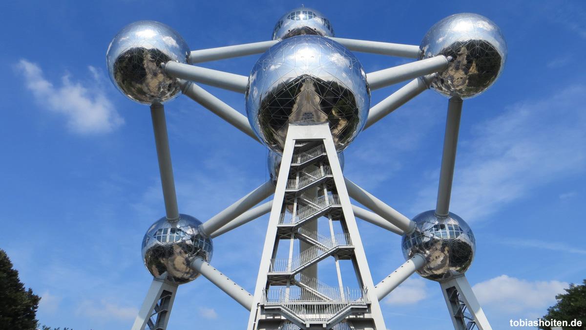 Brüssel Atomium Tobias Hoiten