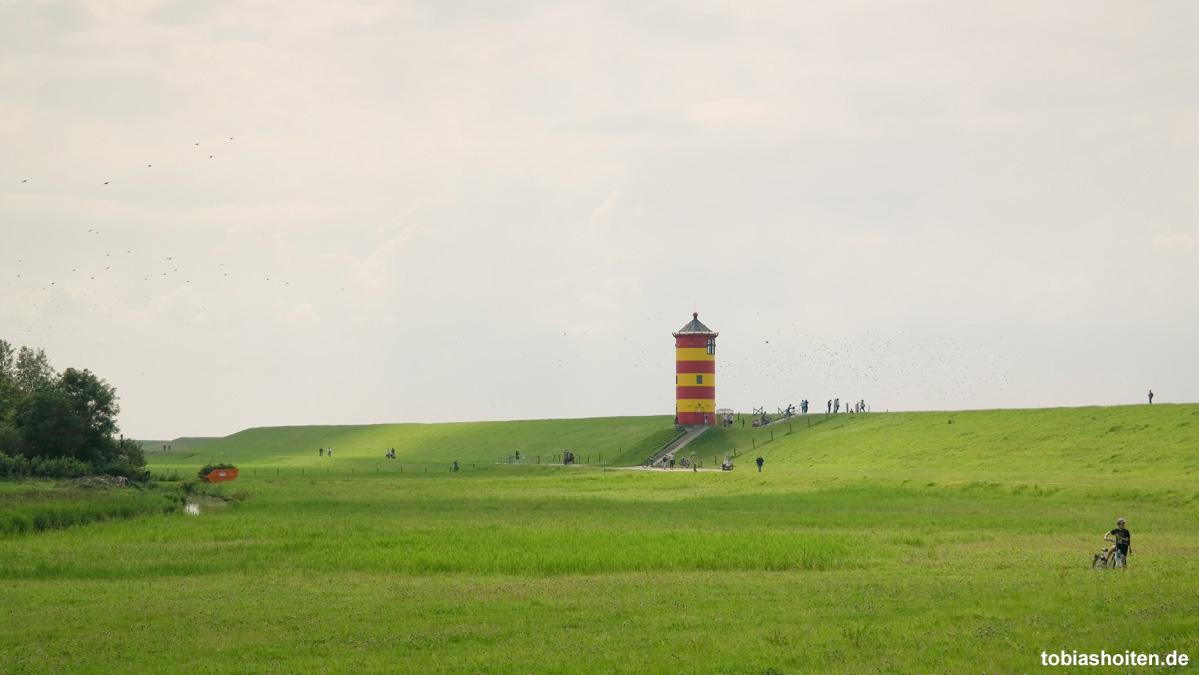 Pilsum Leuchtturm Tobias Hoiten