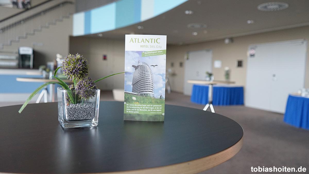 Atlantic Hotel Sail City Bremerhaven Tobias Hoiten