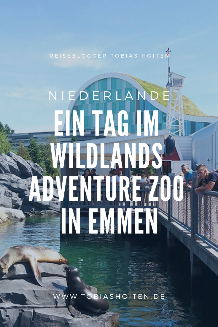 Ein Tag im Wildlands Adventure Zoo in Emmen