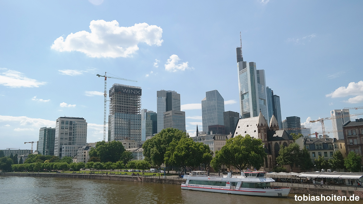 Frankfurt am Main Skyline Tobias Hoiten