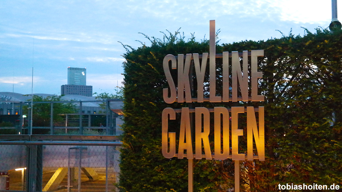 Skyline Garden: Top-Fotospot in Frankfurt am Main