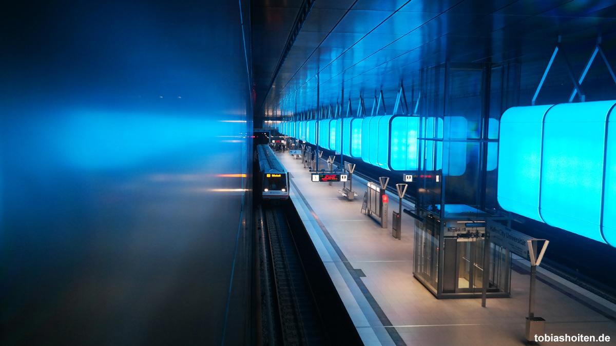 Hamburg Hafencity U-Bahn Tobias Hoiten