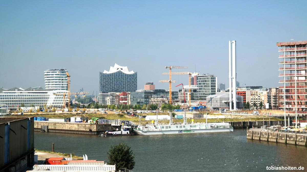 Hamburg Hafencity Überblick Tobias Hoiten