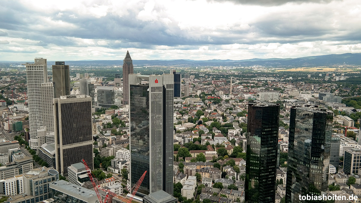 Frankfurt am Main Maintower