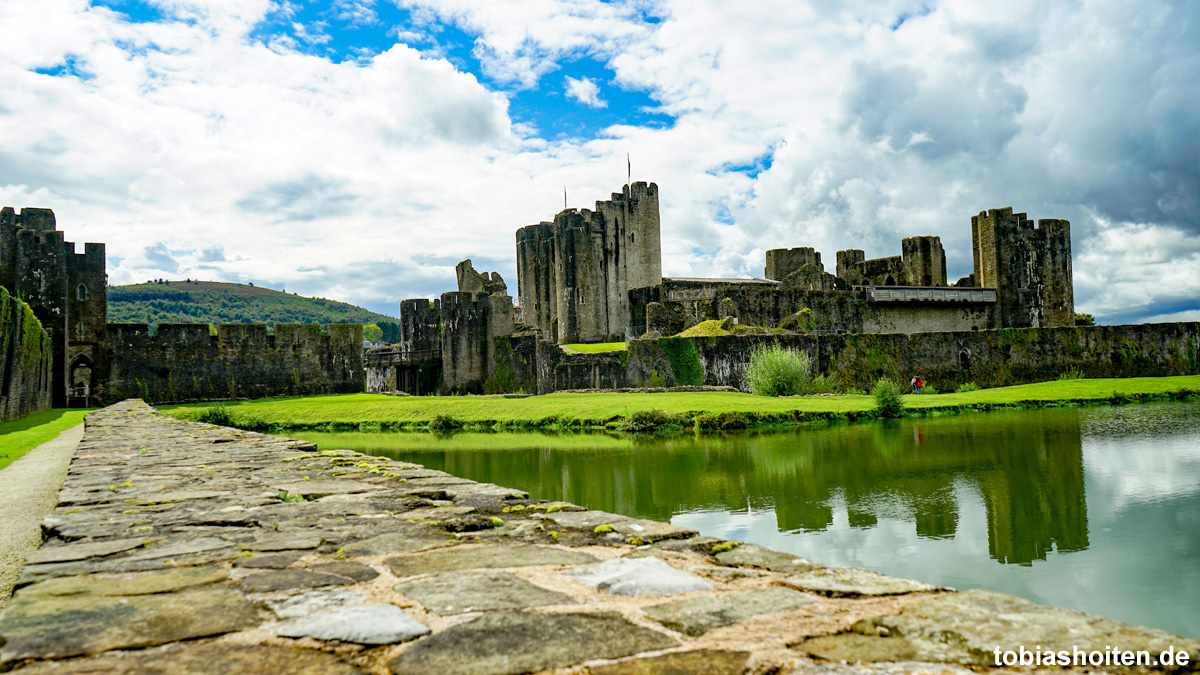 Caerphilly Castle, Tintern Abbey und mehr: 5 Highlights in Südwales