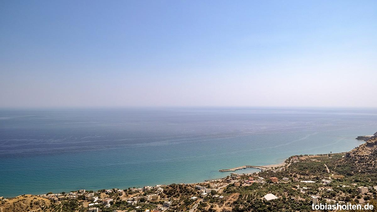 Kreta Urlaub im Norden oder Süden?
