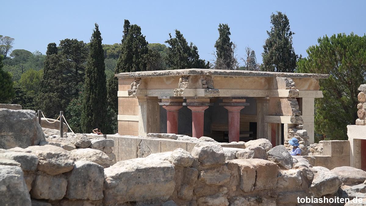 Kreta- Lohnt sich Knossos?