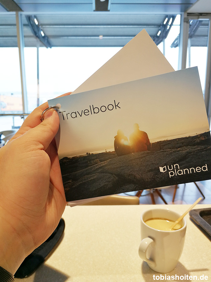 Travelbook Unplanned