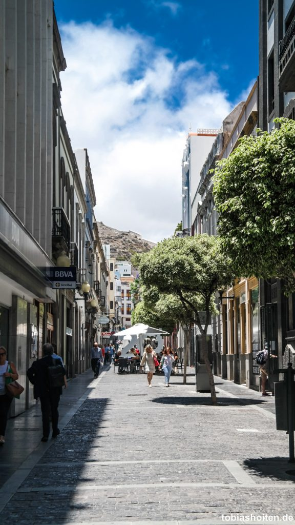 Tagesausflug nach Las Palmas: Gran Canaria