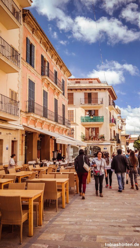 Ausflugsziele auf Mallorca - Alcudia