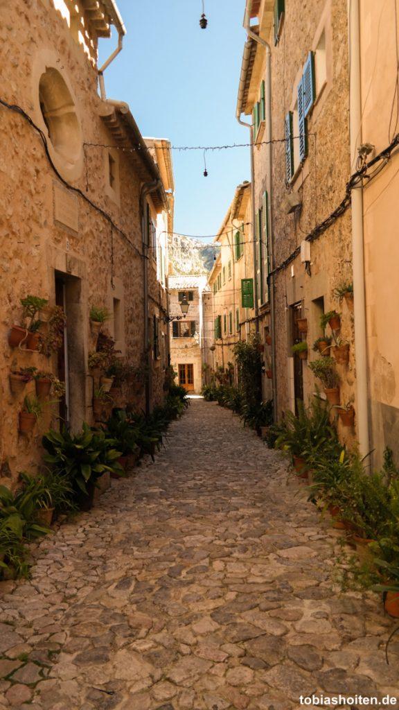 Ausflugsziele auf Mallorca - Valldemossa