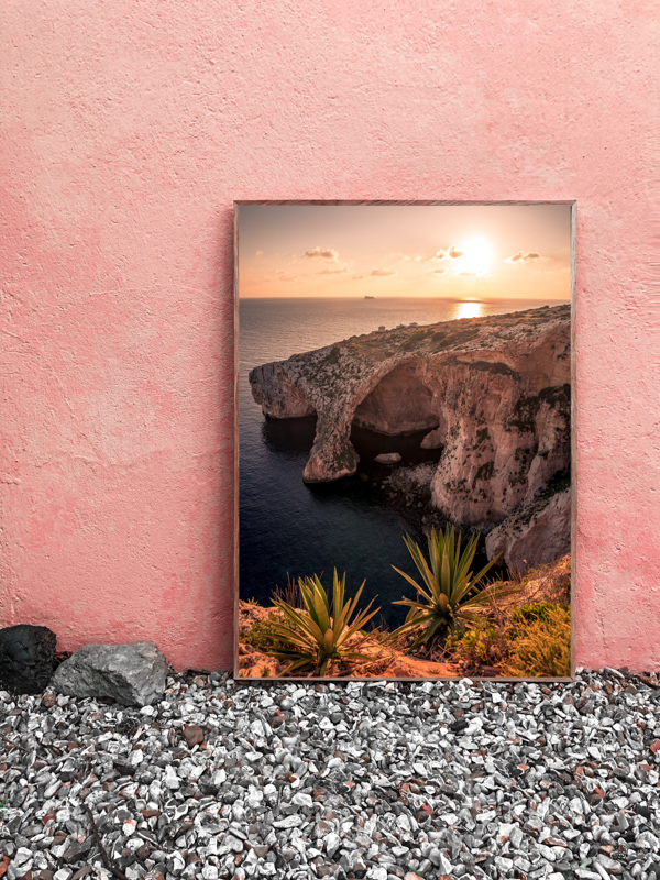 wandbild-malta-blue-grotto-tobias-hoiten-3
