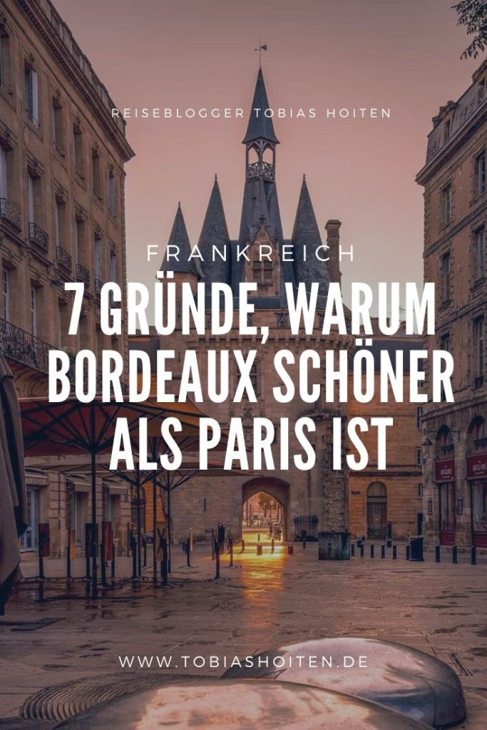 Bordeaux-Städtetrip